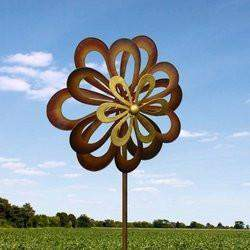 Dancing Daisy Windmill-Garden decor-LTM Endeavors Gifts