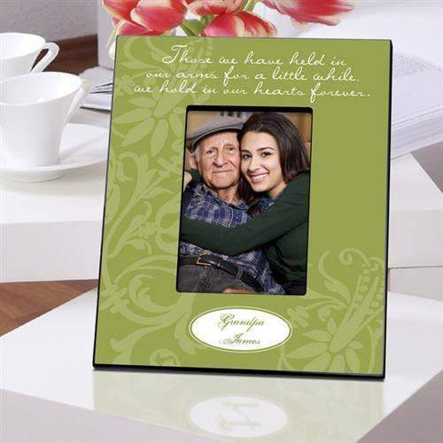 Green In Our Hearts, Memorial Frame-Picture frame-LTM Endeavors Gifts