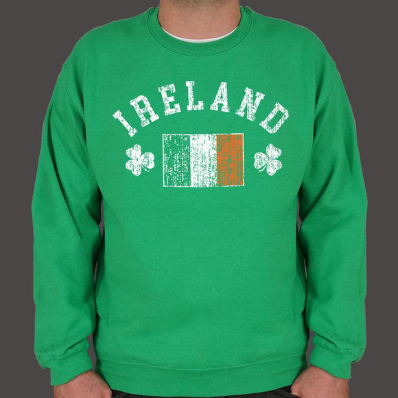 Ireland Sweatshirt - LTM Endeavors Gifts