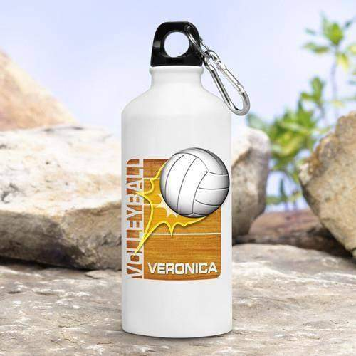 Kid's Sports Water Bottles - VOLLEYBALL-Beverage ware-LTM Endeavors Gifts