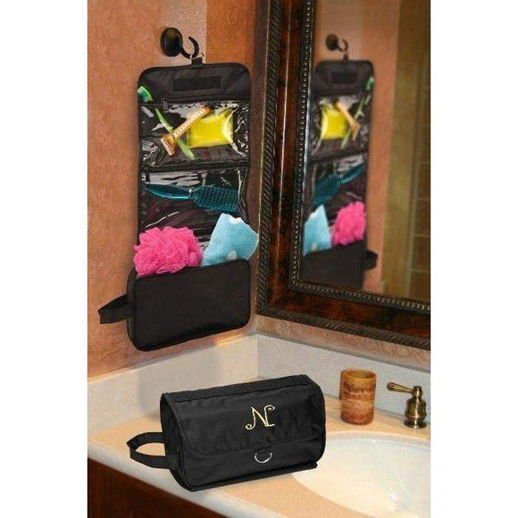 Personalized Jet-Setter Hanging Toiletry Bag-Miscellaneous-LTM Endeavors Gifts