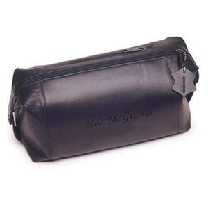 Personalized Leather Dopp Travel Bag-Miscellaneous-LTM Endeavors Gifts