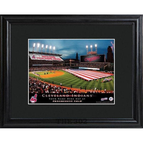Personalized MLB Stadium Prints-Picture frame-LTM Endeavors Gifts