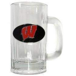 WISCONSIN LG SM TNK 12OZ-Cups and Mugs-LTM Endeavors Gifts