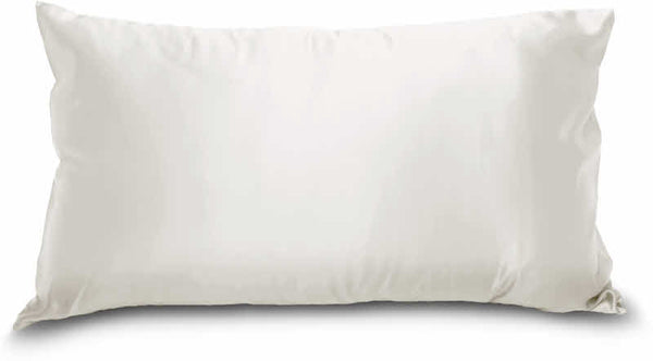 19 momme King-size silk pillowcase in ivory color