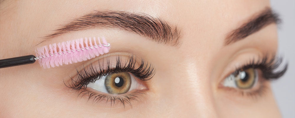 Stop premature lash loss and breakage by sleeping on a silk pillowcase