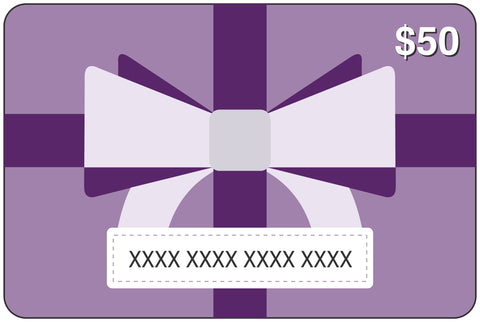 Purchase a Mulberry Park Silks gift card