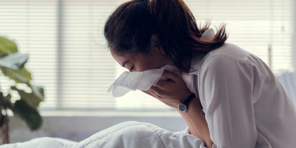 Using a Silk Pillowcases can help with seasonal allergies