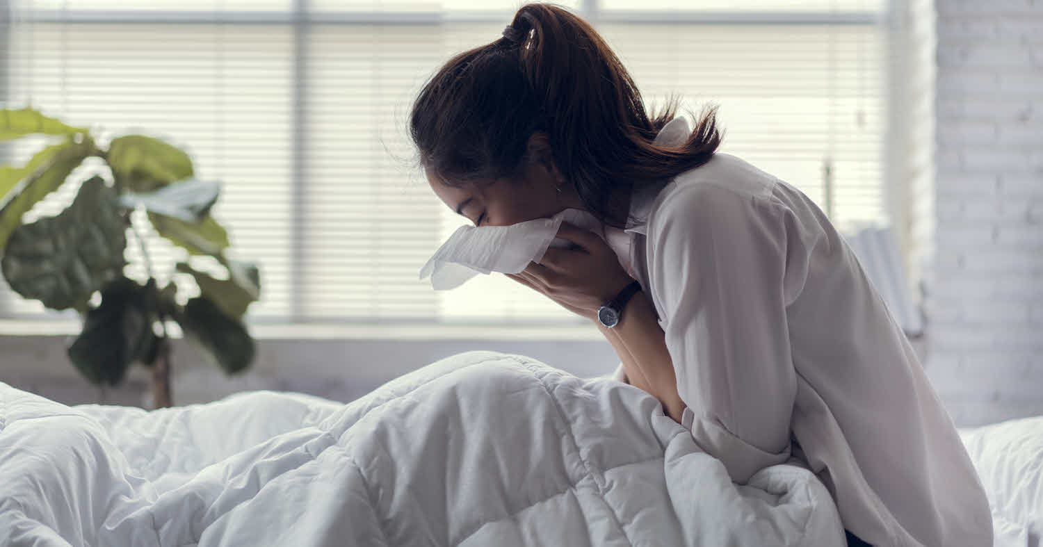 silk bedding can help your allergies