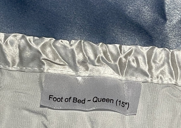 Design details are important when buying silk sheets