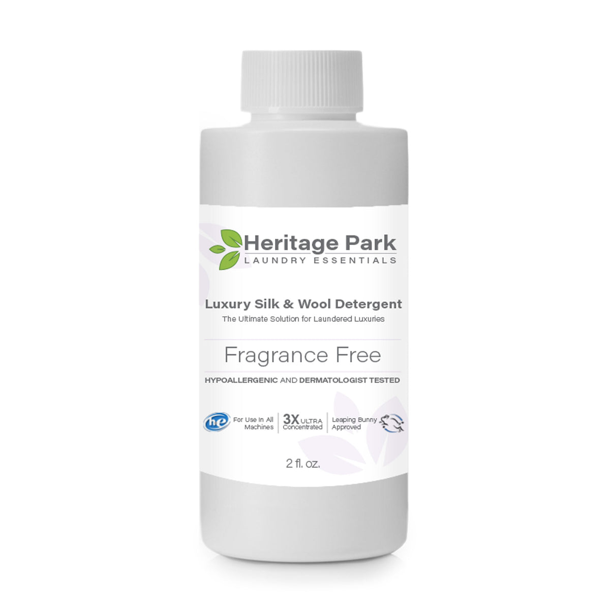 Heritage Park Luxury Silk & Wool Detergent
