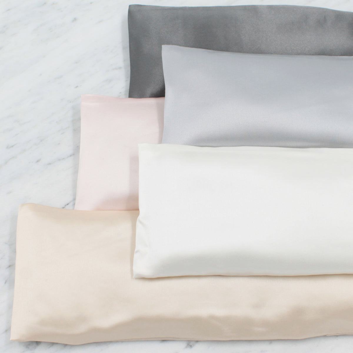 Silk Aromatherapy Lavender Eye Pillows