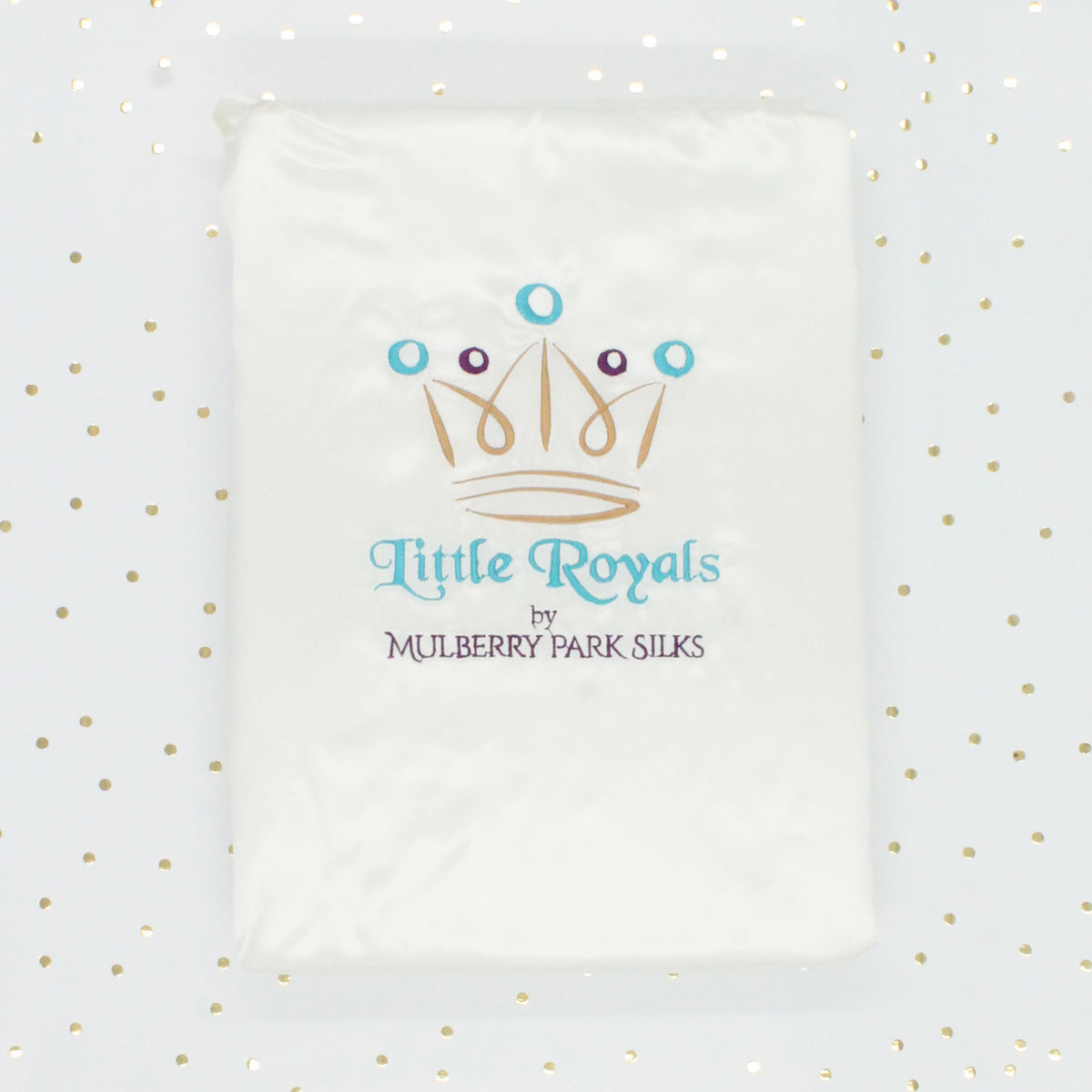 Little Royals Twin Silk Sheets- Children's Bedding