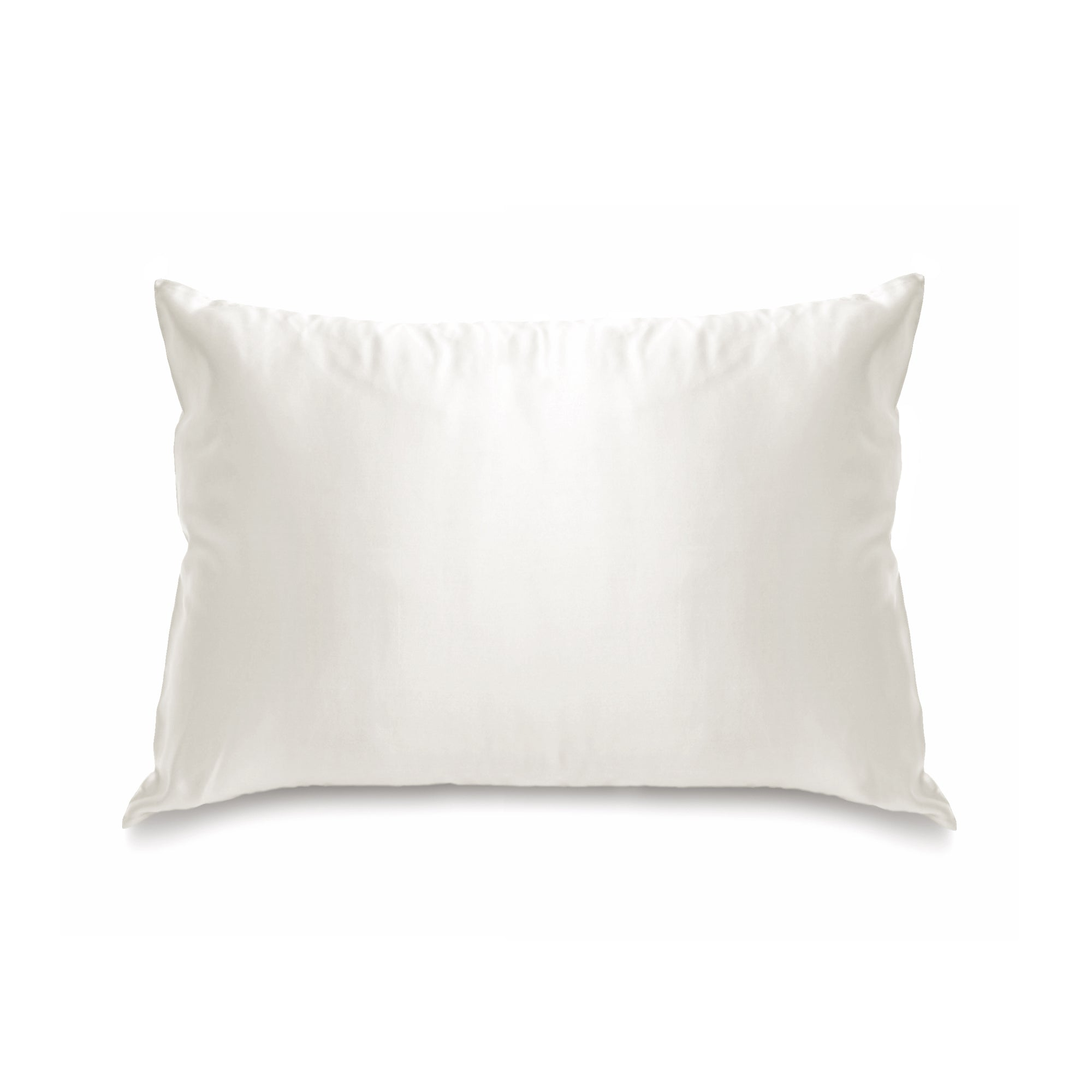 Natural White Real Silk Pillowcase
