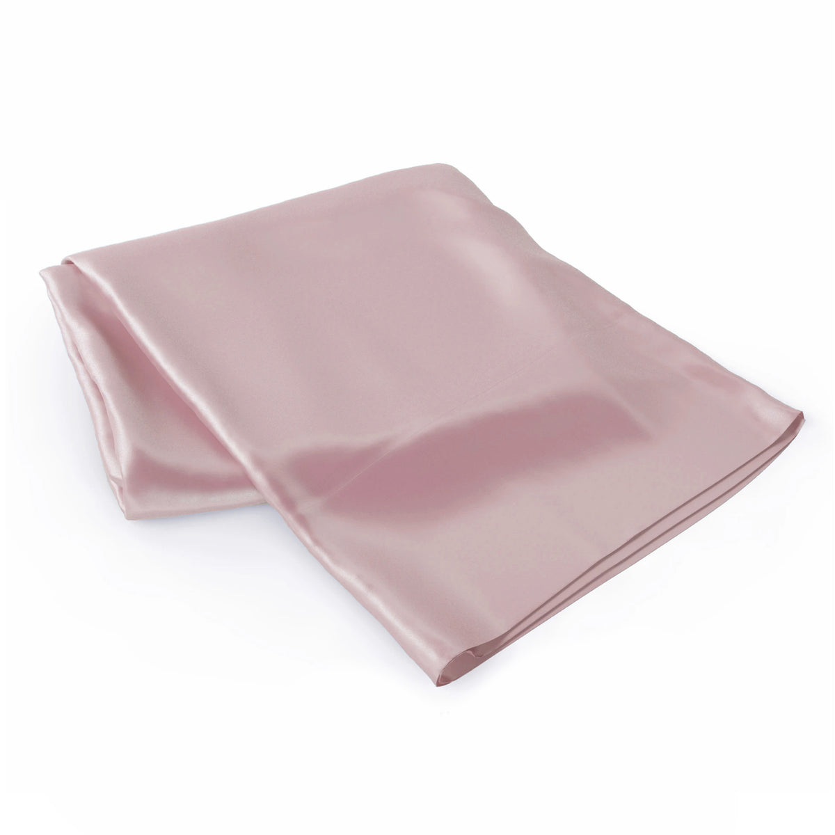 100% Silk 22 Momme Pink Silk Sheets