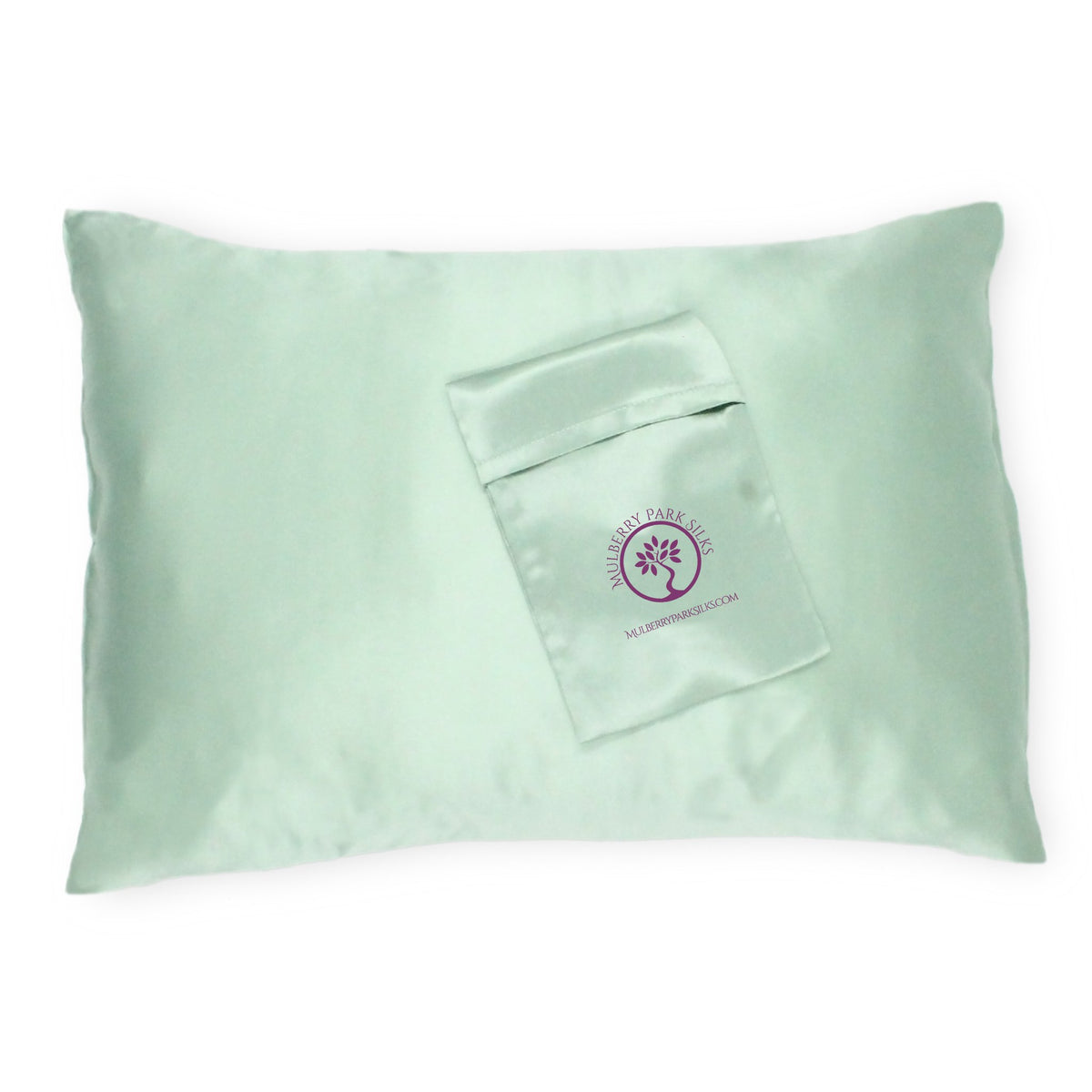 Pure Silk Travel Pillowcase