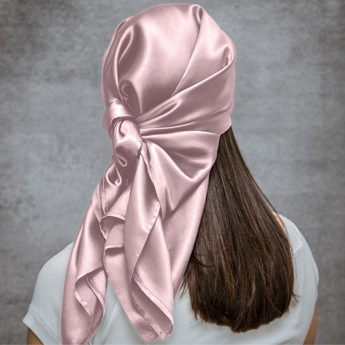 Silk Head Scarf Bandana