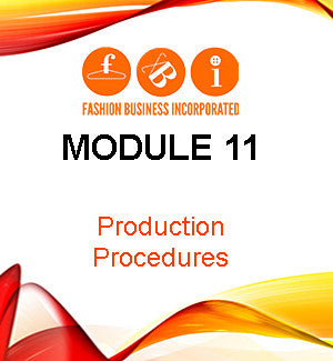 Module 11: Production Procedures