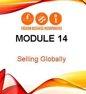 Module 14: Selling Globally