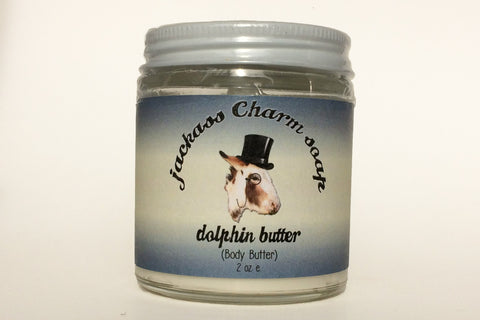Dolphin Butter - Jackass Charm Soap