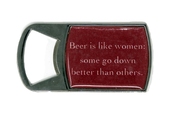 Bottle Openers by Tipsy Quips