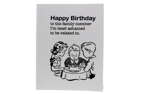 Happy Birthday Cards by Up South