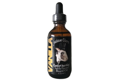 Comfort Bearding Vanilla Flavored Beard Oil