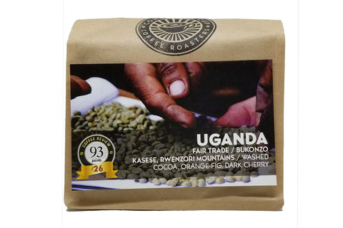 Uganda, Fair Trade / Bukonzo 12 oz.