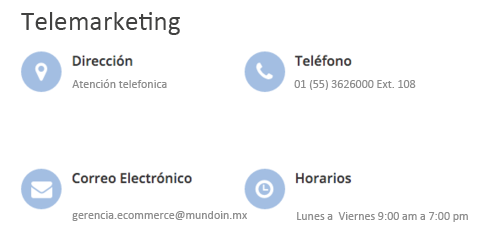 Mundo In Telemarketing
