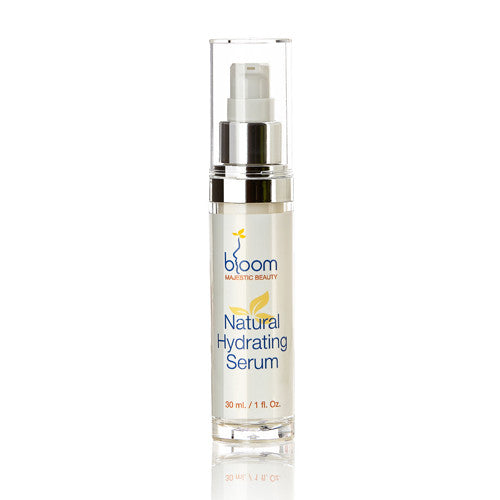 Natural Hydrating Serum - BloomMajesticBeauty