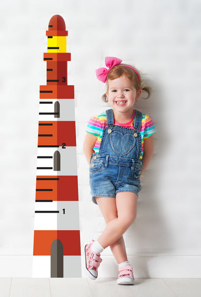 Lighthouse Growth Chart Girl