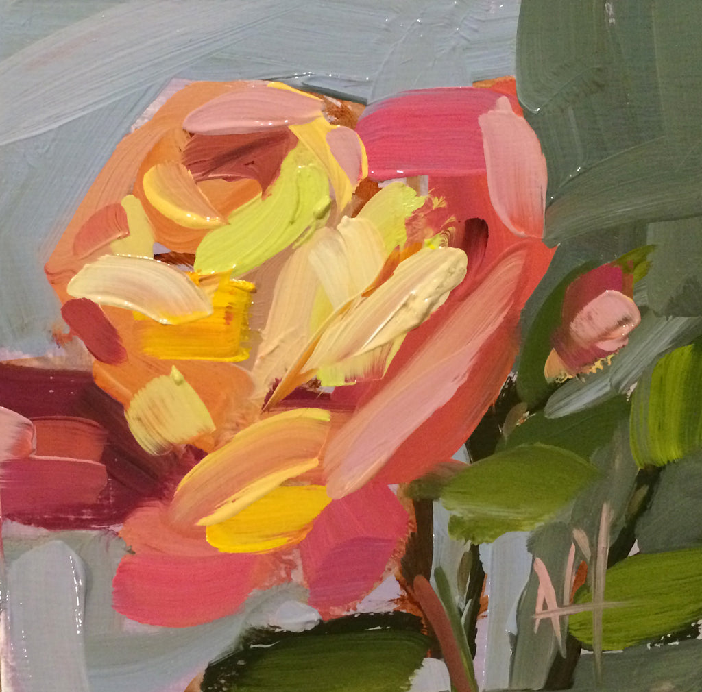 A Collection of Rose Paintings