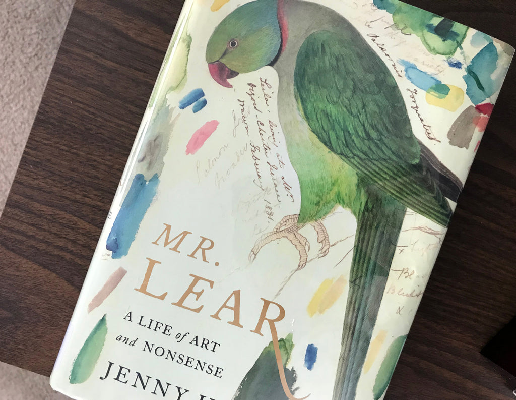 Learning from Edward Lear