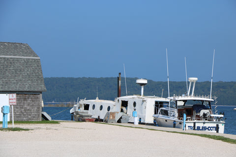 Washington Island, Wisconsin – Pratt Creek Art
