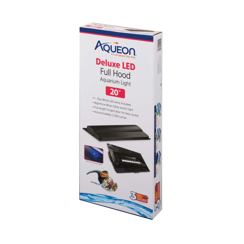 015905211055 LED Aqueon Hood Top 10 gallon 20 inch