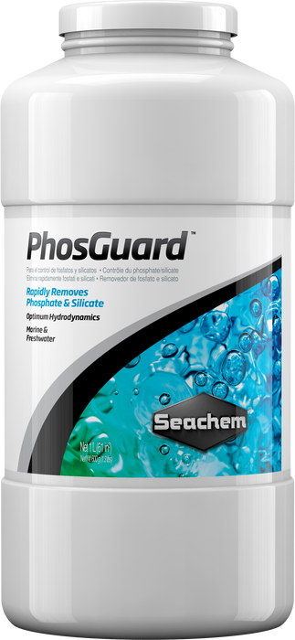 Seachem PhosGuard - Silicate and Phosphate (PO4) Remover