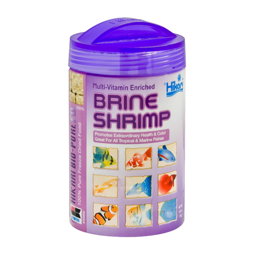 042055335027 33502  brine shrimp brineshrimp biopure bio-pure hikari fd freeze dried freeze-dried