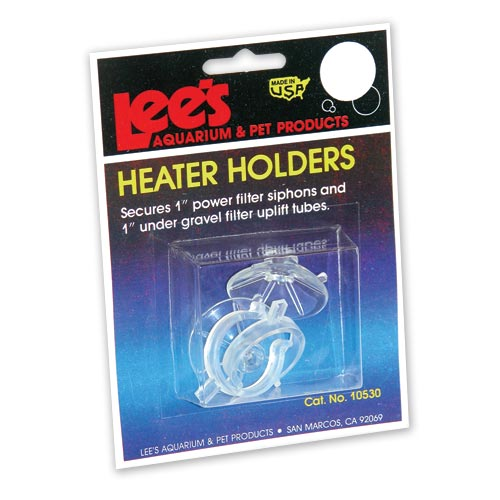 010838105303 10530 Lee's Aquarium & Pet Products Heater Holders