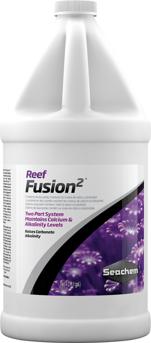 Seachem Reef Fusion 2 - Maintains Alkalinity