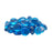 Marina Betta Decorative Marbles Blue - 50 pieces