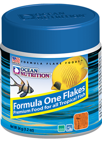 Ocean Nutrition Formula One Flakes 1.2oz 1