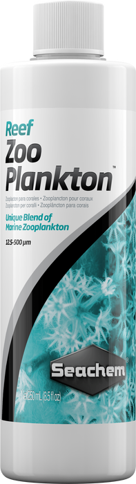 1516 reef zoo plankton zooplankton 250 ml 250ml 8.8 oz ounce 000116151603