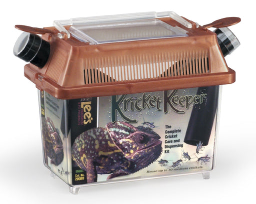 lee's pet products cricket keeper cage kricket small alive 20080  010838200800 lee s lees