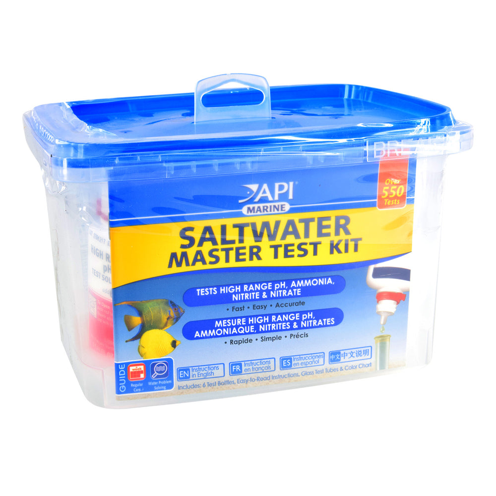 API Test Kit Saltwater Master 401M