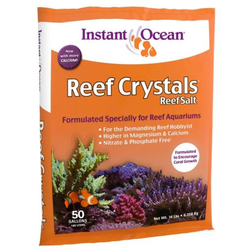 Reef Crystals Sea Salt Mix - 50 Gallon Bag