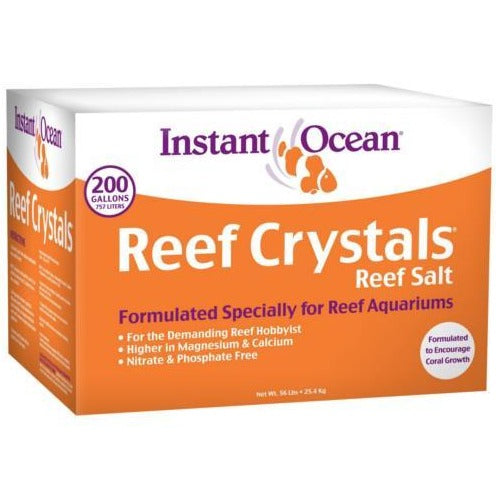 Reef Crystals Sea Salt Mix - 200 Gallon Box