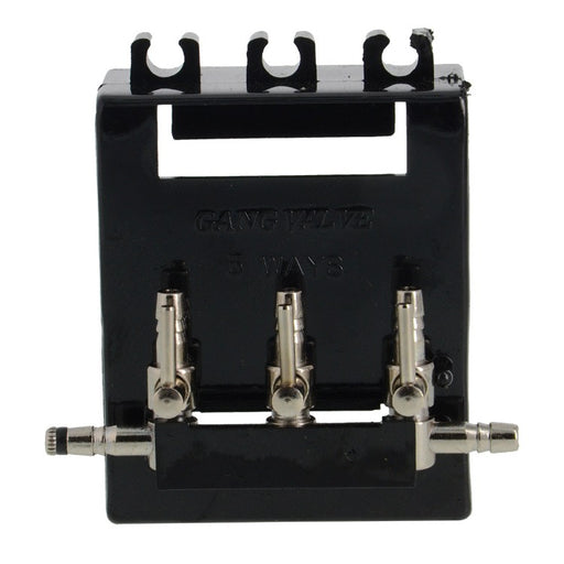 Metal Air Valve 3 Outlet