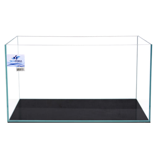Seapora 48 Gallon Rimless Crystal Series Aquarium 36x18x18
