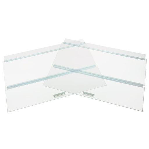 Seapora Glass Top Canopy 48x18