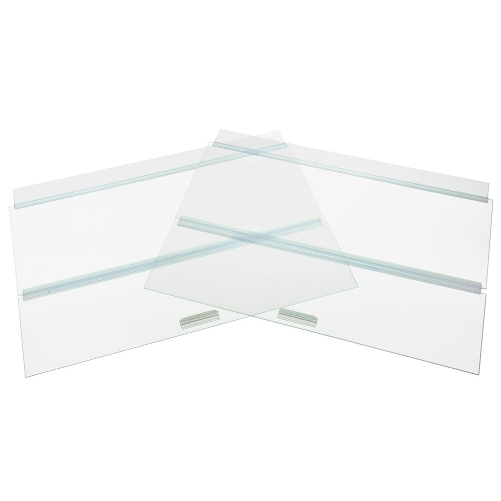 Seapora Glass Top Canopy 48x24